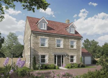Thumbnail 5 bedroom detached house for sale in Fern Hill Gardens, Faringdon, Oxfordshire