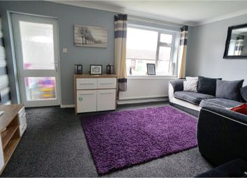 Thumbnail 3 bed end terrace house for sale in Jubilee Close, North Hykeham
