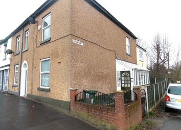 Thumbnail 3 bed end terrace house for sale in Clough Gate, Gee Cross, Hyde