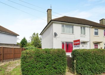 Thumbnail 3 bed semi-detached house for sale in Pindar Road, New Parks, Leicester