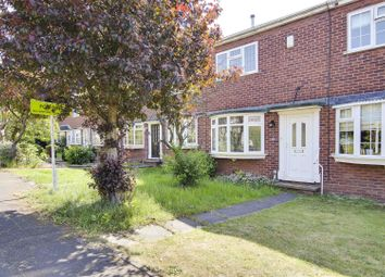 2 bed terraced house for sale in Holkham Close, Arnold, Nottinghamshire NG5
