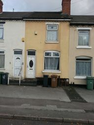 Thumbnail 2 bedroom terraced house to rent in Weston Street, Walsall, West Midlands