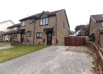 Thumbnail 2 bed end terrace house for sale in Rowans Lane, Bryncethin, Bridgend