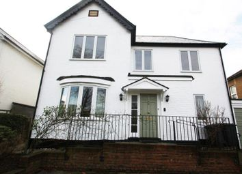 Thumbnail 4 bedroom detached house to rent in Green Lane, Addlestone