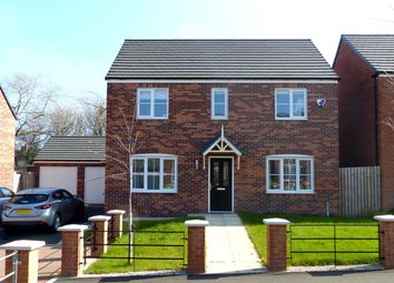 Thumbnail 4 bedroom detached house for sale in Flint Road, Sunderland
