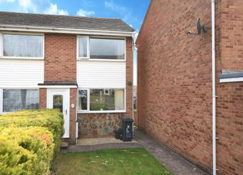 Thumbnail 2 bed end terrace house for sale in Palm Close, Exmouth, Devon
