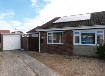 Thumbnail 3 bed semi-detached bungalow for sale in Wheatfield Road, Selsey, Chichester