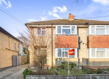 Thumbnail 3 bed semi-detached house for sale in Victoria Close, Burgess Hill