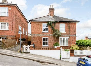 Thumbnail 2 bed semi-detached house to rent in Brodie Road, Guildford