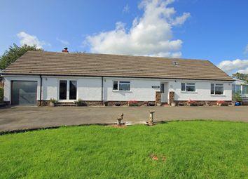 Thumbnail 4 bed detached bungalow for sale in Llanpumsaint, Carmarthen, Carmarthenshire