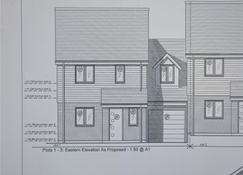 Thumbnail 3 bed link-detached house for sale in Dewpond Close, Lancing, West Sussex