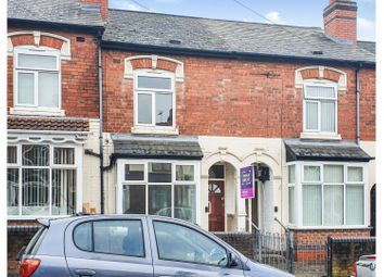 3 bed terraced house for sale in Gowan Road, Birmingham B8