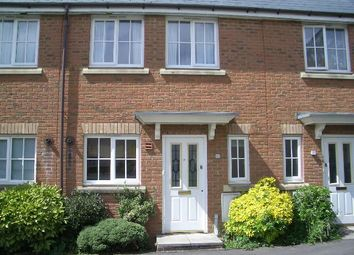 Thumbnail 2 bed terraced house to rent in Cresscombe Close, Gillingham