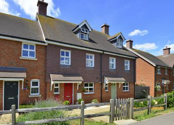 Thumbnail 4 bed terraced house for sale in Thorne Road, Minster, Ramsgate