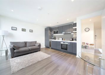 Thumbnail 1 bed flat for sale in Copperlight Apartments, 16 Buckhold Road, Wandsworth, London