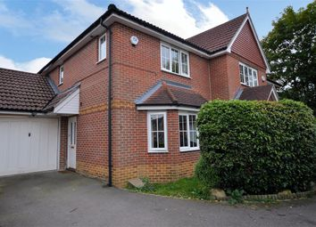 Thumbnail 3 bed end terrace house for sale in Wallace Grove, Three Mile Cross, Reading