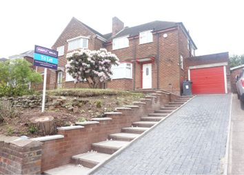 Thumbnail 3 bed semi-detached house to rent in Beauchamp Avenue, Birmingham