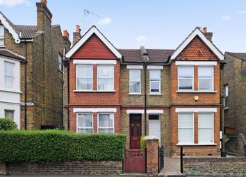 Broughton Road, London W13. 4 bed semi-detached house