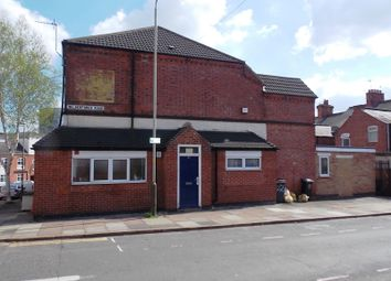 Thumbnail 4 bed end terrace house for sale in Wilberforce Road, Leicester