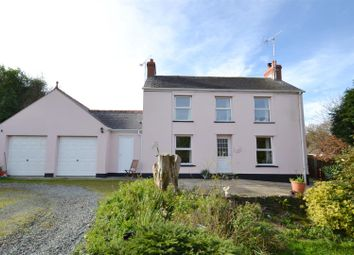 3 bed detached house for sale in Leonardston Road, Mastlebridge, Milford Haven SA73