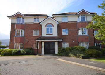 Thumbnail 2 bed flat for sale in Tiverton Drive, Wilmslow