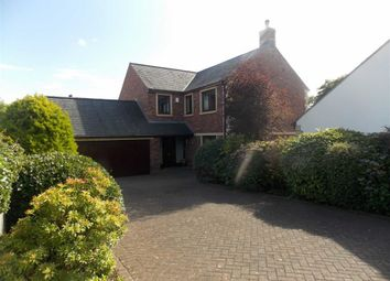 Thumbnail 4 bed detached house for sale in Holme Meadow, Carlisle, Carlisle