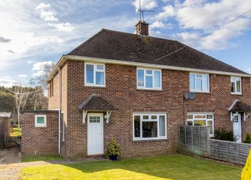 Thumbnail 3 bed terraced house to rent in Old Park Road, Bishops Sutton, Alresford