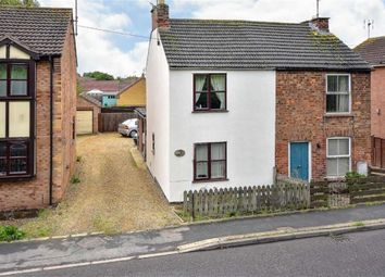 Thumbnail 2 bedroom semi-detached house to rent in Bourne Road, Spalding