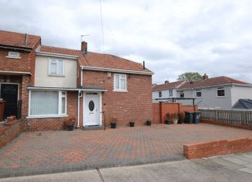 Thumbnail 2 bedroom semi-detached house for sale in Millfield Avenue, Kenton, Newcastle Upon Tyne