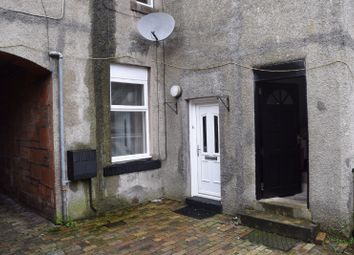Thumbnail 1 bed flat for sale in Wallace Street, Galston, East Ayrshire