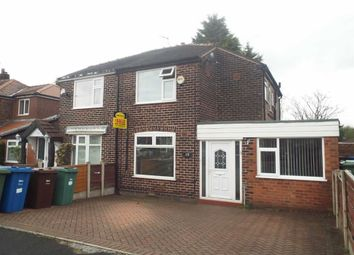 Thumbnail 3 bedroom property for sale in Windsor Crescent, Prestwich, Manchester