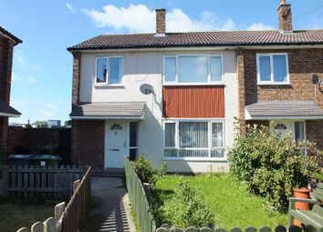 Thumbnail 3 bed end terrace house to rent in Baffin Close, Moreton, Wirral