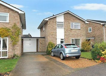 Thumbnail 3 bedroom detached house for sale in Payton Way, Waterbeach, Cambridge