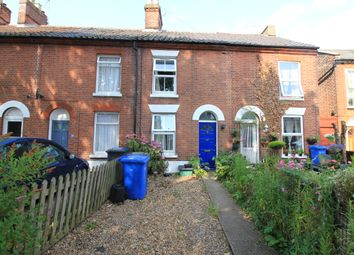Thumbnail 2 bed terraced house to rent in Old Palace Road, Norwich