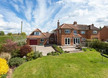 Thumbnail 4 bedroom semi-detached house for sale in Greenhills, Claxton, York
