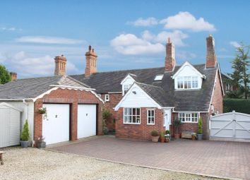 Thumbnail 3 bed property for sale in Twycross, Leicestershire