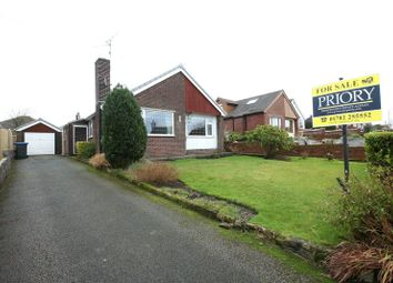 Thumbnail 2 bed detached bungalow for sale in Pines Lane, Biddulph Park, Biddulph, Stoke-On-Trent