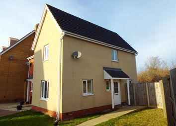 Thumbnail 2 bed semi-detached house for sale in Great Cornard, Sudbury, Suffolk