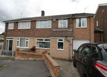 Thumbnail 4 bed semi-detached house for sale in Binsted Avenue, Sheffield, South Yorkshire
