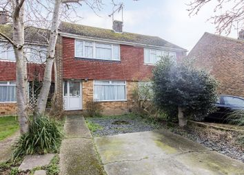 Thumbnail 3 bed terraced house for sale in Roedean Road, Worthing