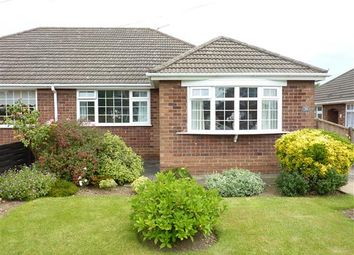 Thumbnail 3 bed semi-detached bungalow for sale in Kensington Place, Scartho, Grimsby