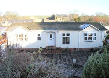 Thumbnail 2 bed bungalow for sale in Blenkinsopp Castle Home Park, Greenhead, Cumbria