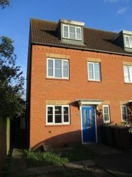 Thumbnail 3 bed terraced house to rent in Copperfields, Wisbech