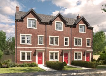 "Thumbnail 3 bed town house for sale in ""Guildford"" at Crindledyke Estate, Kingstown, Carlisle"