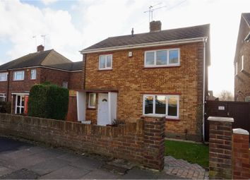 Thumbnail 3 bed detached house for sale in Tennyson Walk, Gravesend