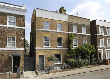 Thumbnail 5 bedroom semi-detached house to rent in Wadham Road, Putney