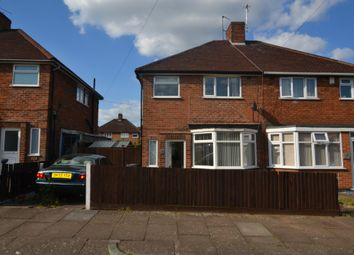 3 bed semi-detached house to rent in Welbeck Avenue, Abbey Lane, Leicester, Leicestershire LE4
