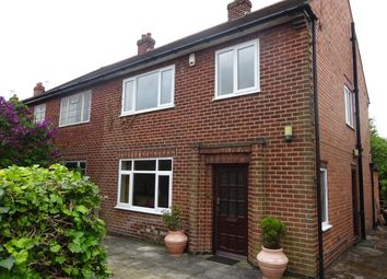 Thumbnail 3 bed semi-detached house to rent in Charnwood Avenue, Littleover, Derby