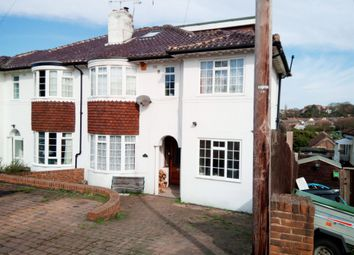 Thumbnail 6 bed semi-detached house for sale in Tudor Avenue, St. Leonards-On-Sea