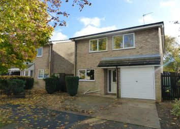 Thumbnail 4 bed detached house to rent in Bennett Road, Red Lodge, Bury St. Edmunds